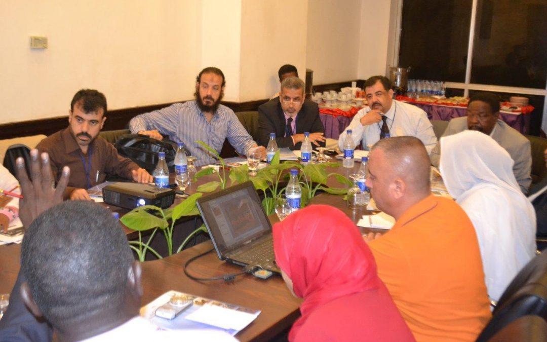 اجتماع السودان 28-9-2014