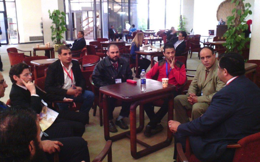 اجتماع مصر 21-3-2015